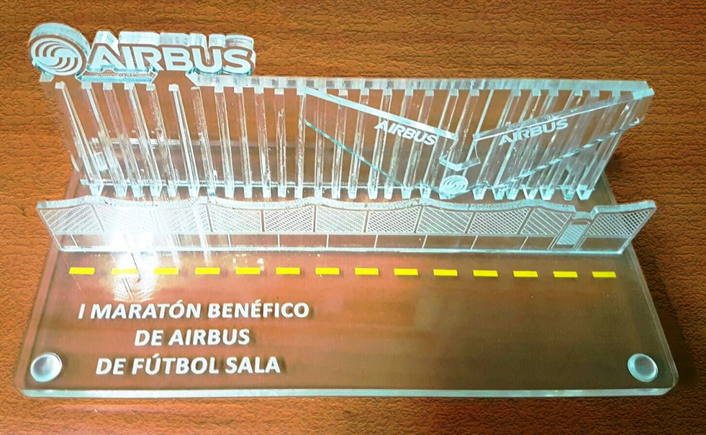 Trofeo Airbus retocado